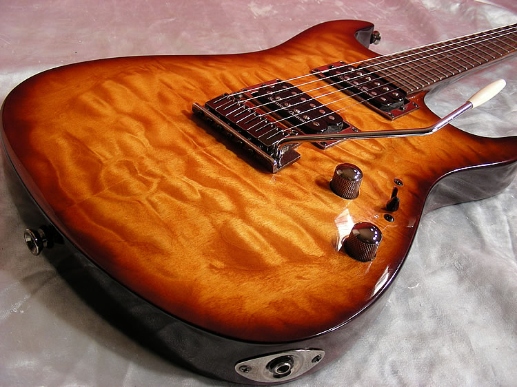 Ibanez Quilted Maple Ibanez Grx70qa Trb E Gitarre Le