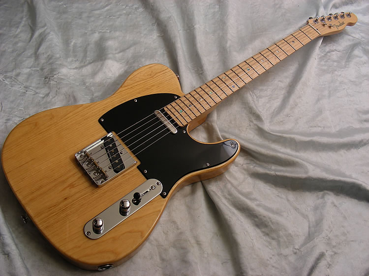 04 fender lite ash telecaster seymour duncan tele ebay. Black Bedroom Furniture Sets. Home Design Ideas